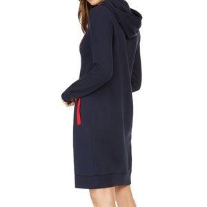 Tommy Hilfiger Dresses - Tommy Hilfiger Logo Hoodie Dress